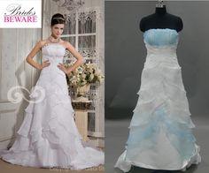 These Online Wedding Dress Fails Make the Case For Always Buying In Person Wedding Dress Fails, Wedding Dresses, Online Shopping Fails, Wedding Gowns Online, Glamour, Wedding Night, Designer Gowns, Dream Dress, Boyfriends