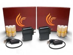 Saving more money is easy with the Fusion Couples double e cigarette starter kit bundle.