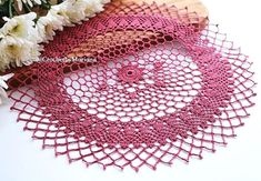 "Simple is beautiful ❤️ 💟 ""crochetbymariana.etsy.com""💟 ------------------------------------------------------ #crochet #mtl #doilies… Mont Real, Wedding Decorations, Table Decorations, Crochet Doilies, Dream Catcher, All About Time, Mandala, Shabby Chic, Etsy Seller"