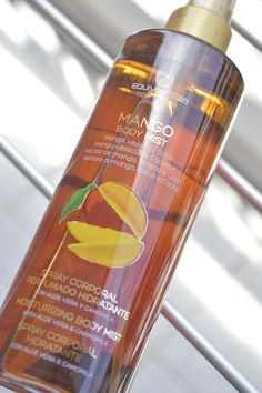 #BodyMist by #Μango με αρωματικές νότες ιβίσκου και καρύδας. Εμπλουτισμένο με aloe vera & χαμομήλι για απαλή επιδερμίδα.  #hibiscus #coconut #aloevera #chamomile #perfume #body #beauty #skin #summer #holidays #cosmetics #fragrances #Equivalenza_Greece  http://www.equivalenza.com/gr/productos/body-mist/