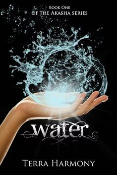 Water (Akasha #1) by Terra Harmony - #Adult, #Urban, #Fantasy, 2 out of 5 (below average) - January
