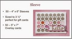 Roxybonds Close To My Heart:  Cricut Artfully Sent cards *Get on the Priority Order list TODAY!*