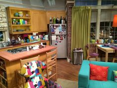 Penny's Kitchen - The Big Bang Theory