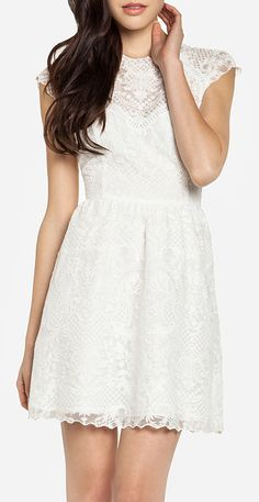 Dolce Vita Winsor Dress...A little longer and it could be a wedding dress