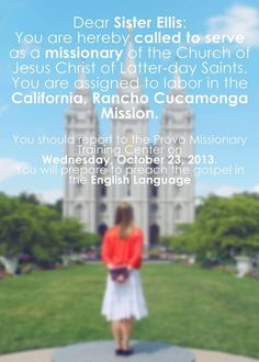 Welcome home banner for sister missionary signs lds i love this photo more than anything here is why this is a picture pronofoot35fo Gallery