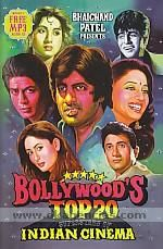 Bollywood's top 20 superstars of Indian cinema edited by Bhaichand Patel