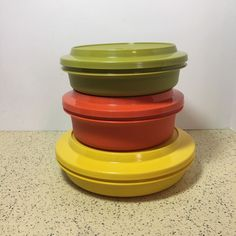 Home & Garden Faithful Vintage Tupperware Sipper Seal Tumbler And Shaker Attachment Food Storage Containers