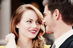 Emma and Andrew, so cute ♡