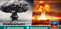Atomic bomb ,blast