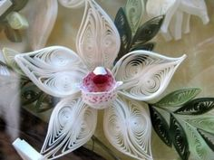 Billedresultat for quilling Neli Quilling, Quilling Images, Paper Quilling Flowers, Origami And Quilling, Quilled Paper Art, Paper Quilling Designs, Quilling Paper Craft, Quilling Patterns, Paper Crafts