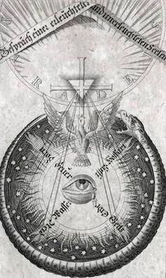 Resultado de imagem para n All Things the Symbols Reign Supreme by Vasily Kafanov