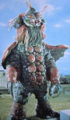くの一超獣 ユニタング :ウルトラマンA