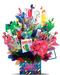 "Another candy store named ""Candy Bouquet"" It is also located internationally."