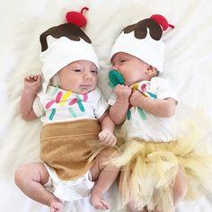 d546dedd3 27 Best Twin Girl Costumes images | Fancy dress for kids, Children ...