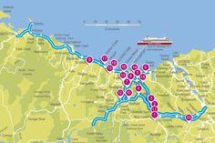 The Online Tasting Sensation - Cradle to Coast Tasting Trail