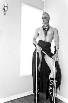 Men In Heels, Gender Bender, Jet, That Look, Dressing, Girly, Feminine, Female, Celebrities