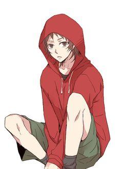 Misaki Yata,HOMRA,Red Clan - K Project