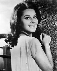 Sherry Jackson at an event for The Mini-Skirt Mob Old Hollywood Glamour, Golden Age Of Hollywood, Sherry Jackson, Erin Gray, The Rifleman, George Foreman, Paul Mccartney, John Lennon, Actors & Actresses