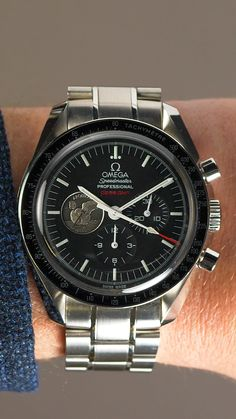#speedmaster #omega #luxurywatch #luxury #watch #omegaspeedmaster #chronograph #steelwatch #fashion #style #timepiece