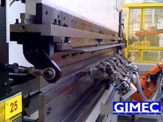 press brake - revolving change tool