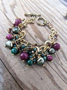 Handmade Boho Jewelry, Handmade Bohemian Jewelry for the free-spirited. One of a Kind beach inspired spiritual jewelry from Rio del Mar, California. Pearl Bracelet, Pearl Jewelry, Gemstone Jewelry, Beaded Jewelry, Jewelery, Jewelry Bracelets, Ankle Bracelets, Amber Jewelry, Artisan Jewelry
