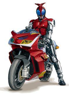 バイクに乗ってこそライダー。