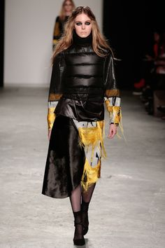 Grace Cooper graduated from the BA(Hons) Fashion Design course at the University of Westminster in 2013