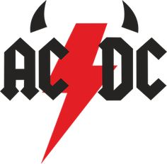 ACDC Hell Logo Vector