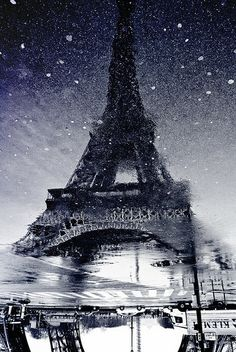 ~ reflecting Paris ~ reflets de Paris ~  By Janey Kay