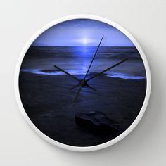 Symphony Wall Clock by Oscar Tello Muñoz - $30.00