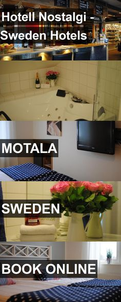 Hotel Hotell Nostalgi - Sweden Hotels in Motala, Sweden. For more information, photos, reviews and best prices please follow the link. #Sweden #Motala #HotellNostalgi-SwedenHotels #hotel #travel #vacation