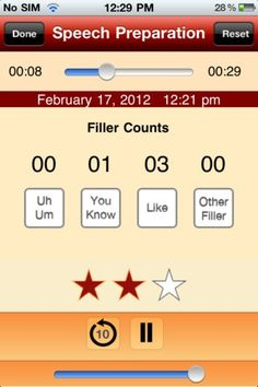 REALLY?!  McGraw-Hill Public Speaking iPhone App