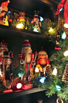 Nutcracker Decor, Nutcracker Christmas, Christmas Mood, Christmas 2017, Country Christmas, Christmas Themes, Vintage Christmas, Christmas Crafts, Christmas Decorations
