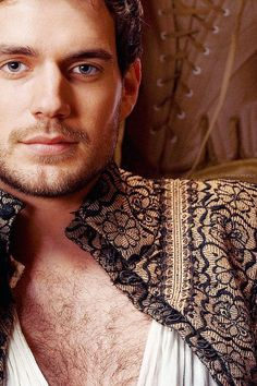 Henry Cavill...Superman. This dude is veeeery good-looking. Unearthly good-looking. He may or may not be a being from another planet. Seriously. He might just be superman. :D