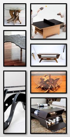 Are you looking for some brand new coffee table ideas? These 15 cool coffee table will make you wanna have them all! Check em out! Unique Coffee Table, Coffee Table Styling, Rustic Coffee Tables, Cool Coffee Tables, Decorating Coffee Tables, Shark Art, Highlight, Remote, Flare