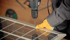 How To Build A 60 Watt Solar Panel