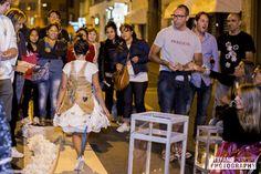 """Abito di carta """" la principessina di Clo'eT"""" by Clo'eT per Pane&Moda.  info@cloet.it"""
