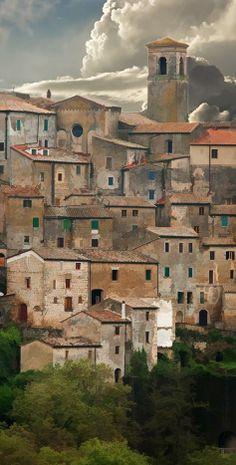 Toscana, Sorano                                                       …