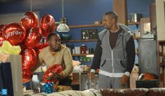 """New Girl's relationship with race had a pretty rough beginning. In the Fox comedy's pilot, Damon Wayans, Jr. played Coach, a personal trainer with a fondness for yelling. But in episode two, Coach mysteriously """"moved to Santa Monica"""" and was… New Girl Season 3, Season 4, New Girl Episodes, 13th Birthday, Girl Pictures, Girl Pics, White Women, Giving Up, How To Memorize Things"""