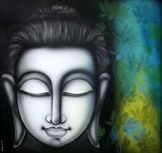 A quiet mind. Buddha Zen, Gautama Buddha, Best Buddha Quotes, Buddha Painting, Buddha Artwork, Zen Meditation, Peace And Love, Art Photography, Spirituality