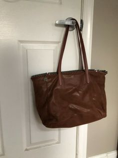 Details about Stella McCartney Falabella Fold Over Tote Bag Shaggy Deer 770579e27b7eb