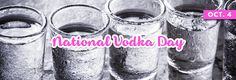 Want to celebrate National Vodka Day in style? We got the best activities, ideas, discounts, and deals to make your day super sweet!
