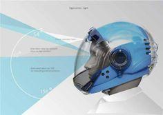 Forcite helmet on Industrial Design Served
