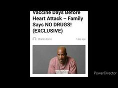 DMX KILLED BY COVID VACCINE NOT DRUG OVERDOSE SAY FAMILY!!! - YouTube Hip Hop Artists, Over Dose, Drugs, Sayings, Memes, Youtube, Lyrics, Meme, Youtubers