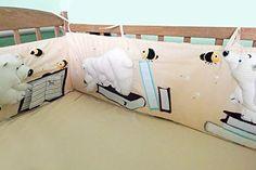 ,, ^ . . ^,, Handmade Nursery Handmade Bumpers Crib Bedsheet Toy Animal Linen…