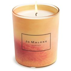 Jo Malone 'My Wanderlust - Cardamom & Moroccan Rose' Home Candle (905 ZAR) ❤ liked on Polyvore featuring home, home decor, candles & candleholders, fillers, candles, accessories, decor, no color, jo malone and aromatic scented candles