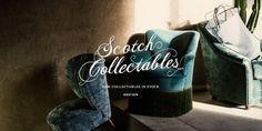 Unique Vintage Furniture | Scotch Collectables by Scotch & Soda