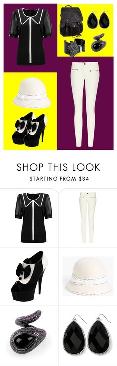 """""""Story_01"""" by beccaxmxoxo ❤ liked on Polyvore featuring Fever, dVb Victoria Beckham, Funtasma, Nordstrom, Will Leather Goods, Gaydamak, White House Black Market and Mimco"""