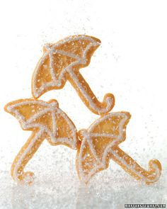 Umbrella Sugar Cookies - Martha Stewart Recipes