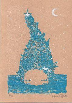 hoshizora ( starry night )